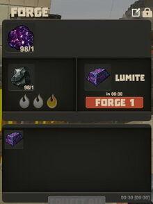 Creativerse Fuel Coal 30 sec for Lumite01