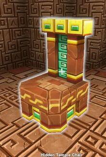 Creativerse X hidden temple chair004