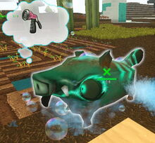 Creativerse night pigsy cleaning4848