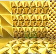 Creativerse Studded Golden Wall398