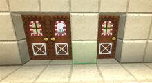 Creativerse Gingerbread Doors002