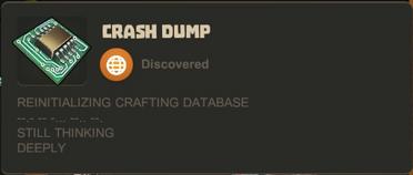 Crash dump 4