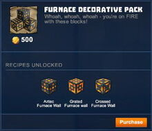 Creativerse R25 decor block packs1550