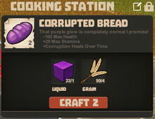 Creativerse cooking recipes R23 321