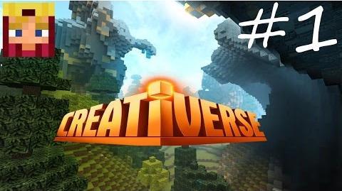 Creativerse Sandbox Adventure 1 - That First Time Feeling!!! (60FPS)
