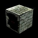 Wall Brick Haunted