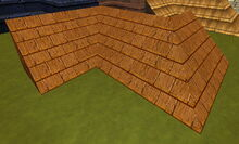 Creativerse R41,5 Roofs with inner and outer corners 43