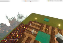 Creativerse crops just too high up59