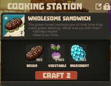 Creativerse Wholesome Sandwich turnip blizzard03