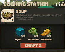 Creativerse cooking recipes R23 154