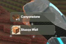 Creativerse unlock R22 Canyonstone Stucco Wall1010