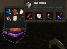 Creativerse Blue Beacon Diamond Chest4474
