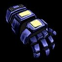 Gauntlet Obsidian