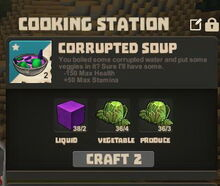 Creativerse Corrupted Soup400