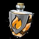Potion Shield Fire