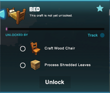 Creativerse unlocking bed R39