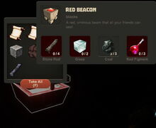 Creativerse Red Beacon Chest300