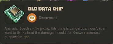 Creativerse Data Chip21