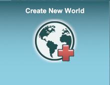 Creativerse Create new world20