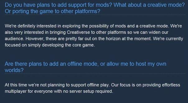Creativerse Mods Modes Solo forum003