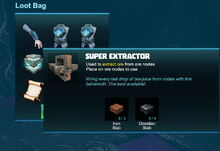 Creativerse super extractor 2017-08-13 17-54-22-29 thing loot