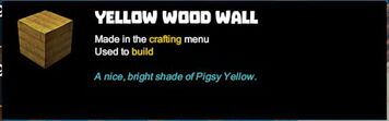 Creativerse tooltips R40 009 wood blocks crafted
