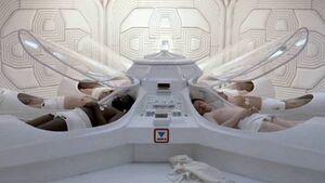 Virtual pod
