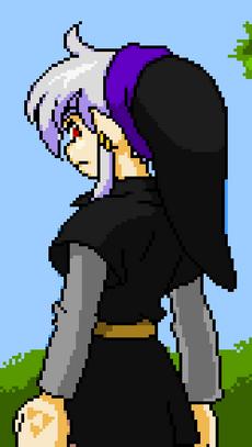 Dark Legacy Dark Link Portrait