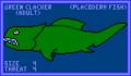 Green Clacker Adult Card