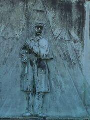Rosehill soldier