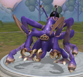 Infested Marshwatcher Spore