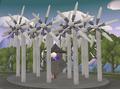 GTO Father Wygo Turbine Field