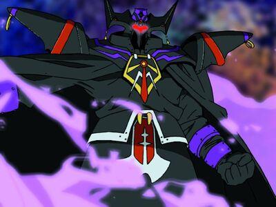 Magic Emperor Ghaleon