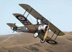 Centanium airforce Biplanes