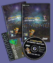Creaturesinterneteditionmanualandcd