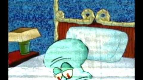 Sponge Bob - Red Mist (Lost Scary Episode)