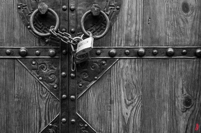 File:Locked Door.jpg