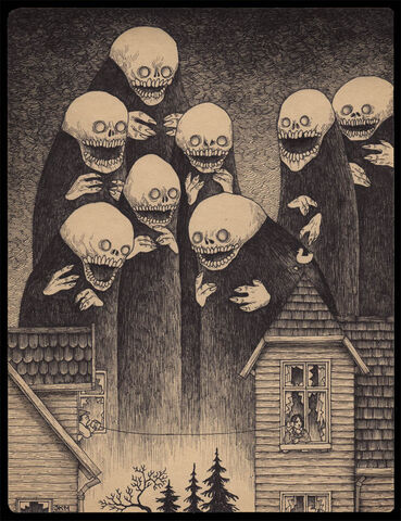 File:Post it monsters of John Kenn.jpg