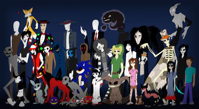 File:Creepypasta group by samathrume-d5zxa8u.jpg
