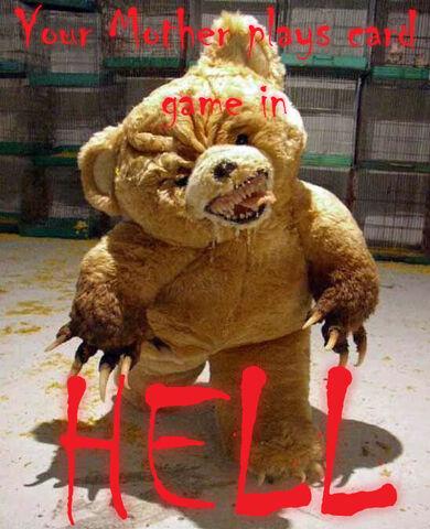 File:YGO TAS Evil teddy bear by sw33t hobbit.jpg