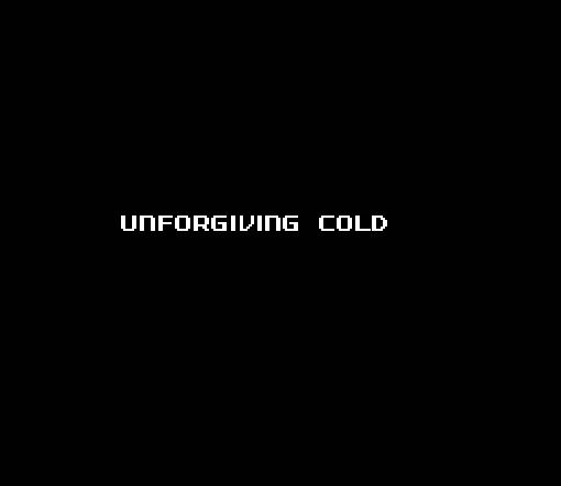 Unforgivingcold