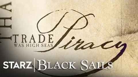 Black Sails Three Lies STARZ