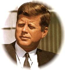 John f kennedy1963
