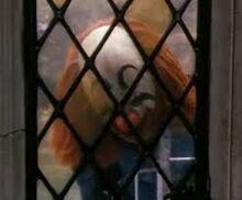 Clown-window