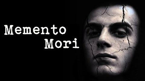 "CreepsMcPasta reads ""Memento Mori"" by Umbrello"