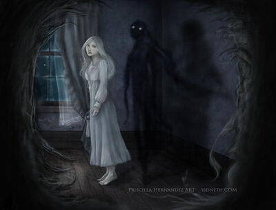 The shadow people the underliving by yidneth-d68z2d7
