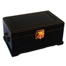Locked-Jewelry-Box