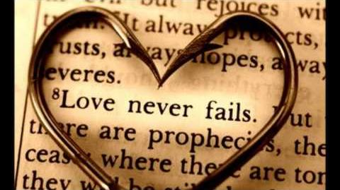 Love Never is Forgotten