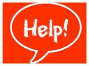 HELP BUBBLE