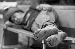 Homeless in Sugamo 2